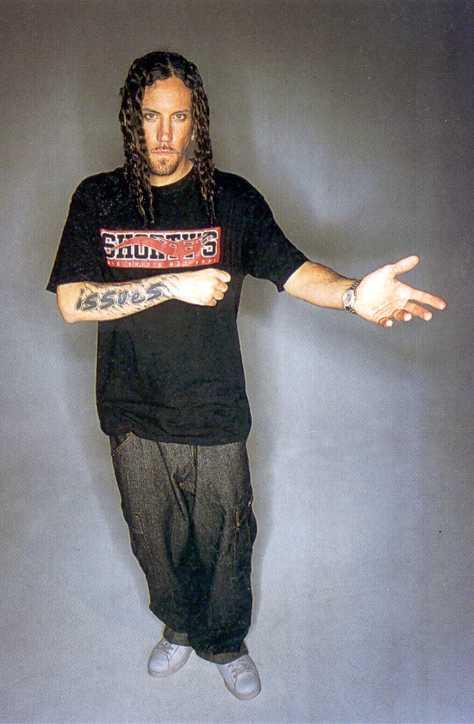 Korn Simpol Net Kerrang 902 4th May 2002