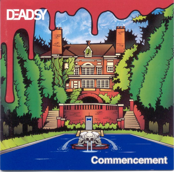 Deadsy: Commencement U...X Album Cover